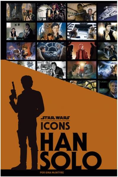 Libro Star Wars Icons: Han Solo