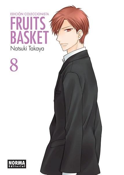 Manga Fruits Basket Ed. Coleccionista 08
