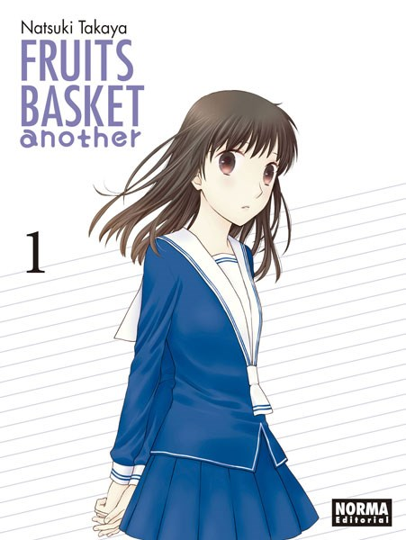 Manga Fruits Basket Another 01