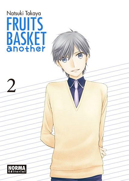 Manga Fruits Basket Another 02