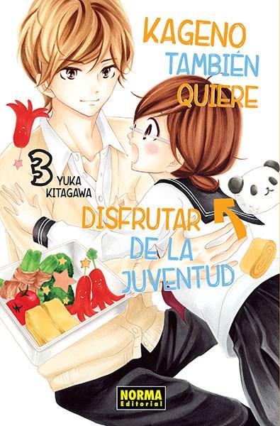 Manga Kageno Tambien Quiere Disfrutar De La Juventud 3