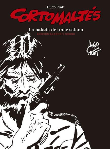 Comic Corto Maltes.Ed.Bn La Balada Del Mar Salado