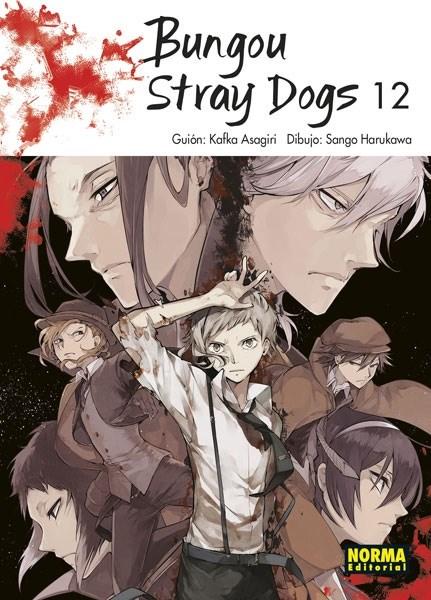 Manga Bungou Stray Dogs 12