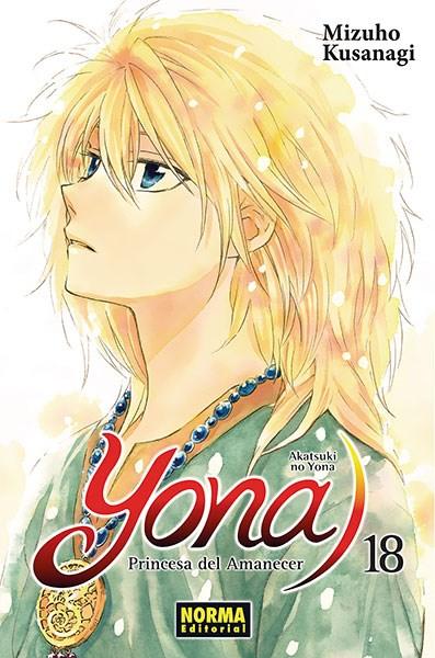 Manga Yona, Princesa Del Amanecer 18