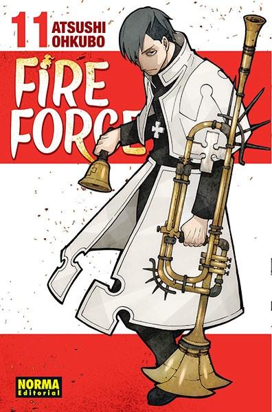 Manga Fire Force 11