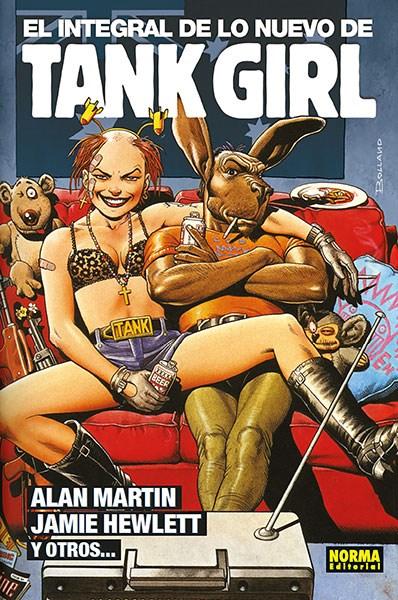 Comic Tank Girl 2. El Integral De Lo Nuevo De Tank Girl    (Numero Unico)