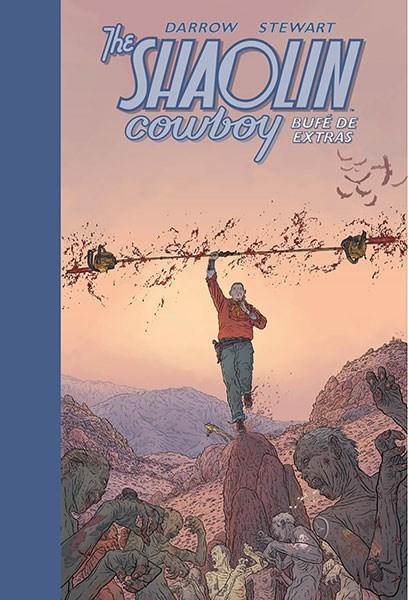 Comic The Shaolin Cowboy 2. Bufe De Extras