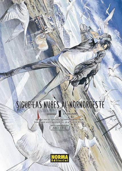 Manga Sigue Las Nubes Al Nornoroeste 1