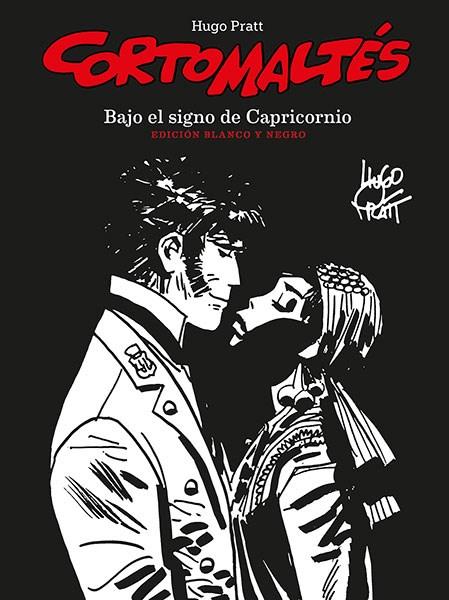 Comic Corto Maltes.Ed.Bn Bajo El Signo De Capricornio