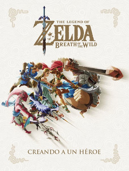 Libro The Legend Of Zelda: Breath Of The Wild