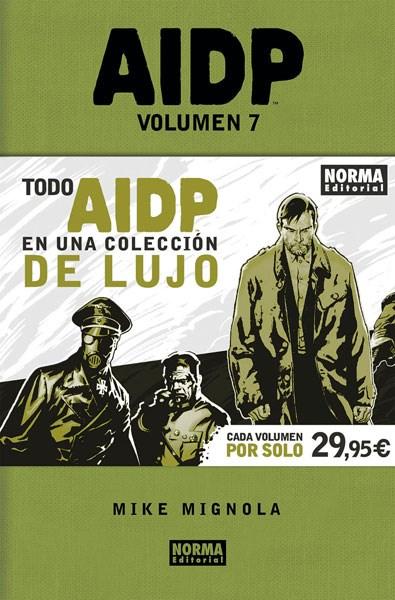 Comic Aidp. Integral 7