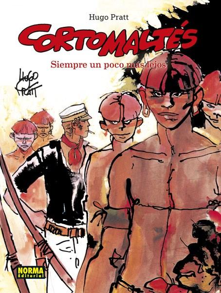 Comic Corto Maltes 3. Siempre Un Poco Mas Lejos