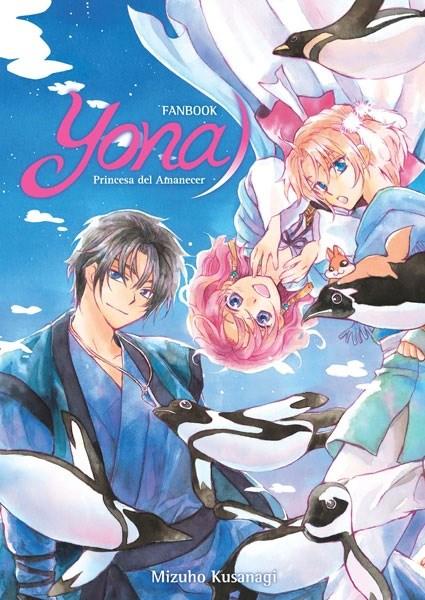 Manga Yona Princesa Del Amanecer Fanbook