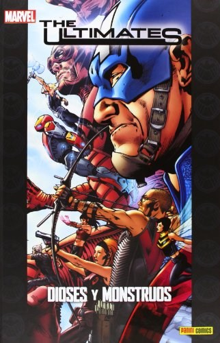 Comic Coleccionable Ultimate 28 The Ultimates 3: Dioses Y Monstruos