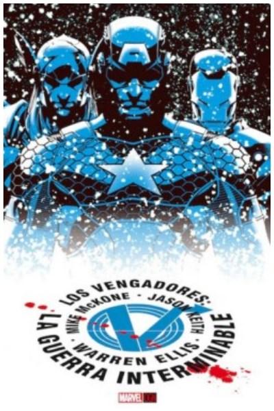 Comic Los Vengadores: La Guerra Interminable (Marvel Graphic Novels)