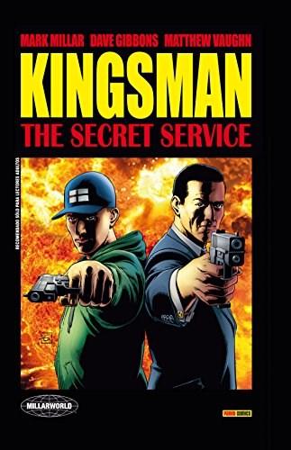 Comic Kingsman The Secret Service (Ed Española)