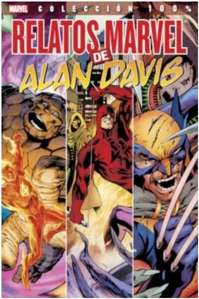 Comic Relatos Marvel De Alan Davis (Col. 100% Marvel)