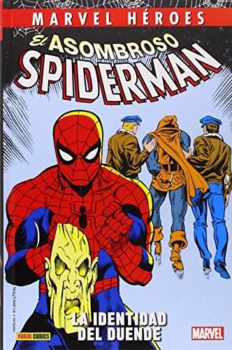Comic Cmh 58: El Asombroso Spiderman. La Identidad Del Duende