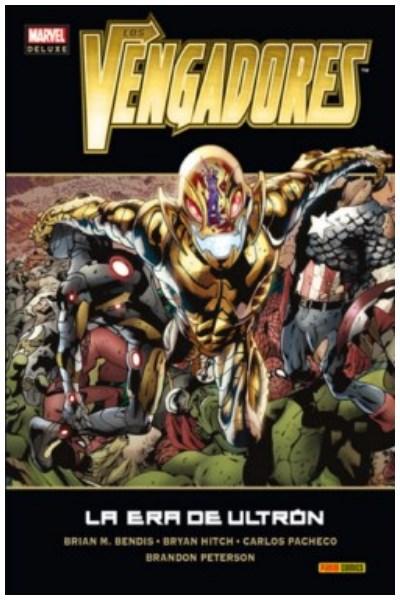 Comic Los Vengadores 2. La Era De Ultron  (Marvel Deluxe)