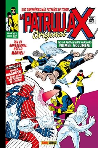 Comic La Patrulla-X Original 01 (Marvel Gold)