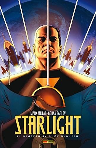 Comic Starlight 01: El Regreso De Duke Mcqueen (Ed. Española)