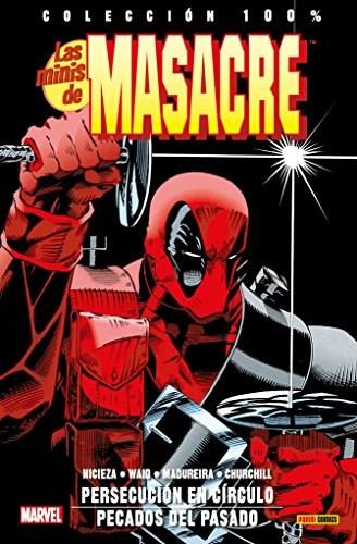 Comic Masacre: Las Minis De Masacre 01 - Persecución En Círculo/Pecados Del Pasado (100% Marvel)