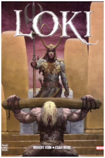 Comic Loki 01 (3ª Edicion)