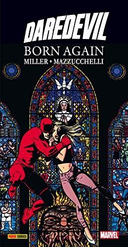 Comic Colección Frank Miller: Daredevil - Born Again