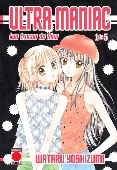 Comic Ultra Maniac. Los Trucos De Nina  Lote Completo (1 Al 5)