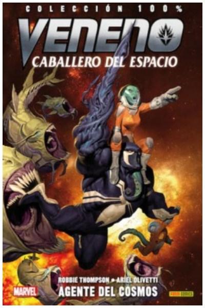 Comic Veneno. Caballero Del Espacio Nº. 01: Agente Del Cosmos (Col. 100% Marvel)
