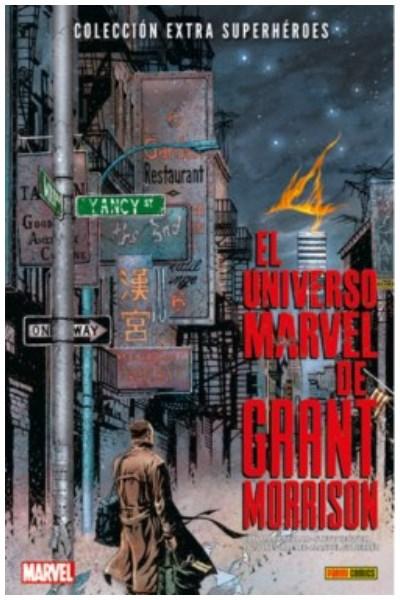 Comic El Universo Marvel De Grant Morrison (Col. Extra Superhéroes)