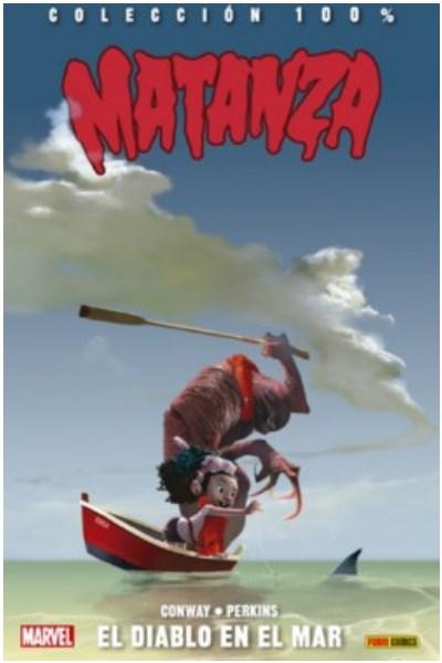 Comic Matanza 02. El Diablo En El Mar