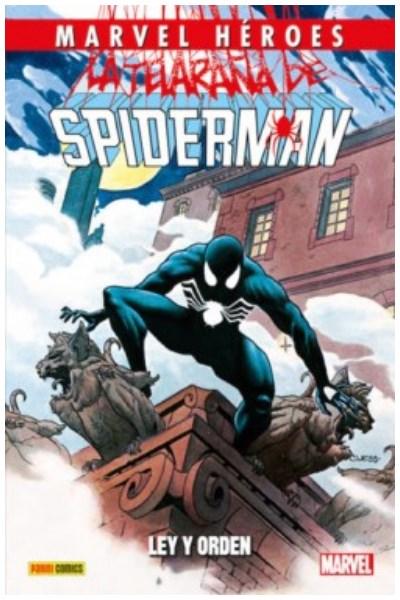 Comic Cmh 77: La Telaraña De Spiderman 01. Ley Y Orden