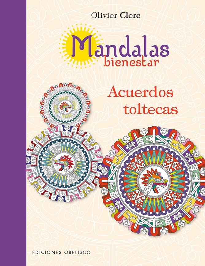 Papel Mandalas Bienestar Acurdos Toltecas