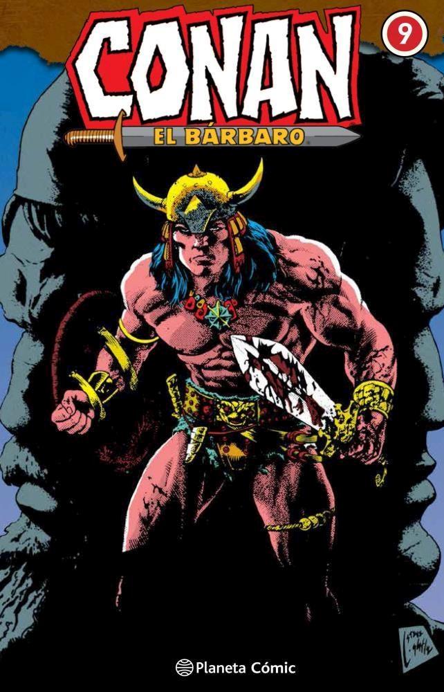Comic Conan El Bárbaro (Integral) Nº 09/10