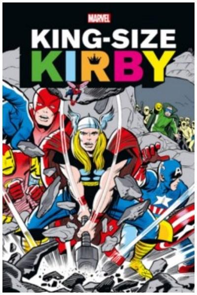 Comic King-Size Kirby