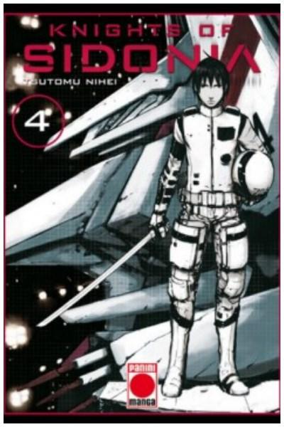 Manga Knights Of Sidonia Nº 04 (Ed. Española)