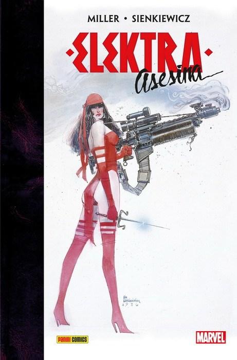 Comic Colección Frank Miller. Elektra Asesina