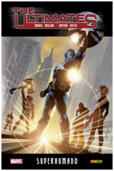 Comic The Ultimates Nº 01: Superhumanos (Marvel Integral)