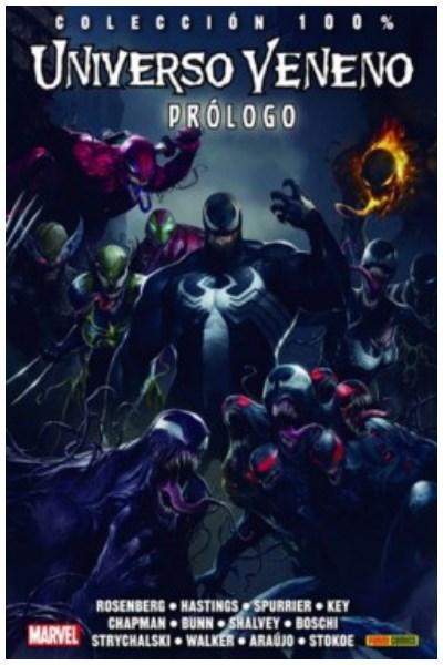 Comic Universo Veneno: Prólogo (Col. 100% Marvel)