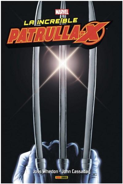 Comic La Increible Patrulla-X 01 Integral