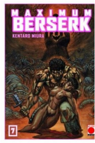 Manga Berserk Maximum 07
