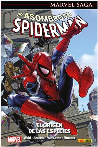 Comic Asombroso Spiderman 30. El Origen De Las Especies(Marvel Saga 65)