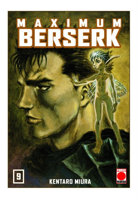Manga Berserk Maximum 09