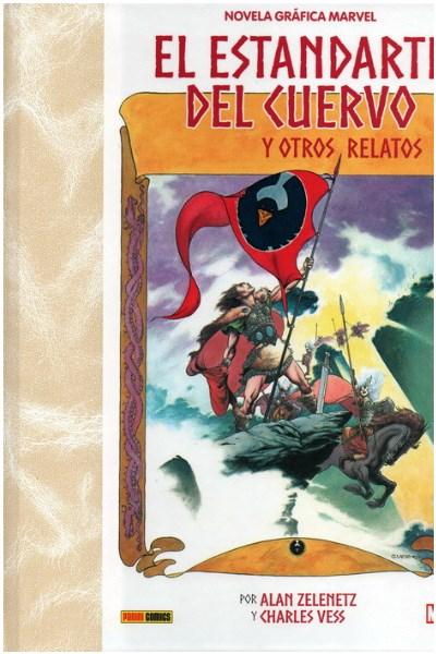 Comic El Estandarte Del Cuervo Y Otros Relatos