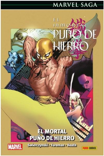 Comic El Inmortal Puño De Hierro 04. El Mortal Puño De Hierro(Marvel Saga 74)