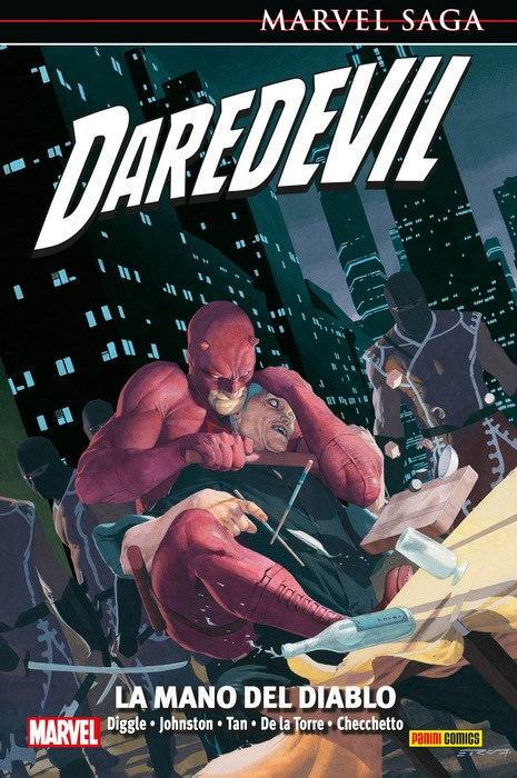Comic Daredevil 22. La Mano Del Diablo  (Marvel Saga 80)