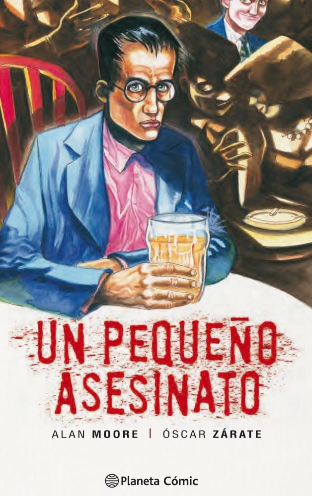 Comic Un Pequeño Asesinato (Nueva Edicion)