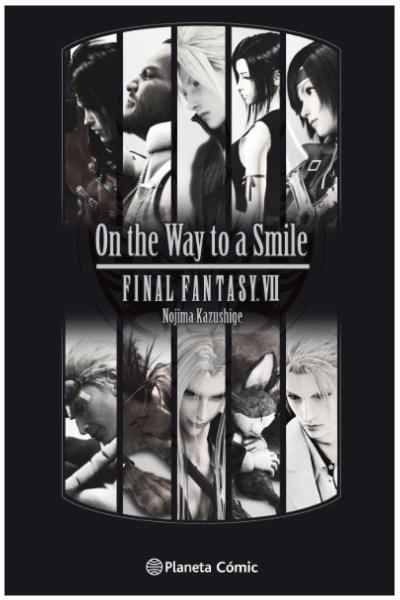 Libro Final Fantasy Vii. On The Way To A Smile