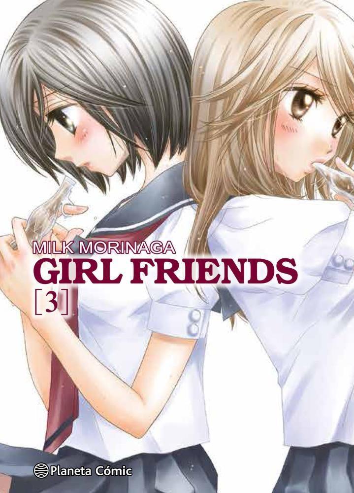 Manga Girl Friends Nº 03/05